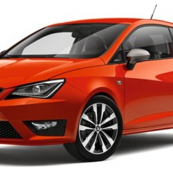 New SEAT Ibiza revealed at Barcelona Motor Show