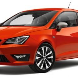 New SEAT Ibiza revealed at Barcelona Motor Show