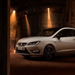 The new SEAT Ibiza CUPRA – more performance, more driving fun