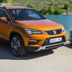 SEAT Ateca wins best crossover at Auto Express awards