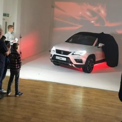 Invited What Car? and Autocar readers saw our new SUV before anyone else in the UK