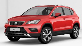 SEAT Ateca SE Technology - front -