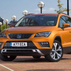Best small SUV win for SEAT Ateca at What Car? Car of the Year awards 2017