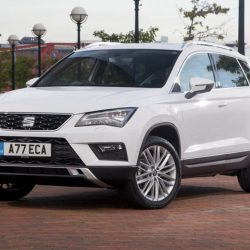 SEAT Ateca wins best mid-size SUV at Fleet News awards