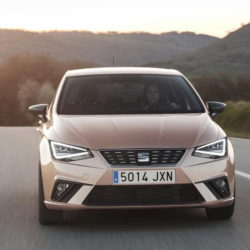 Top marks for all-new SEAT Ibiza on international debut