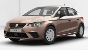 New SEAT Ibiza 1.0 S Mystic Magenta Metallic