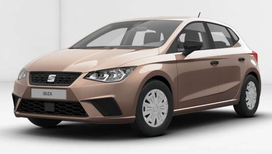 the all new seat ibiza hits the streets 21 july 2017. Black Bedroom Furniture Sets. Home Design Ideas