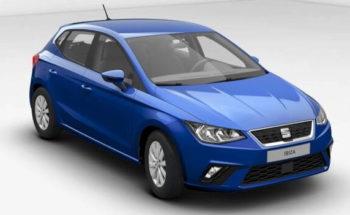 New SEAT Ibiza 1.0 SE Mystery Blue