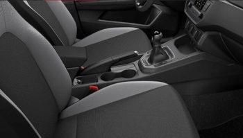 New SEAT Ibiza SE interior