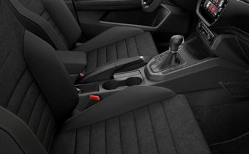 New SEAT Ibiza Xcellence interior