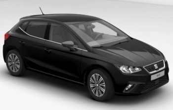 New SEAT Ibiza Xcellence - Midnight Black