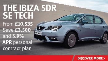 W Livingstone Ltd SEAT Ibiza 5dr SE Tech offer