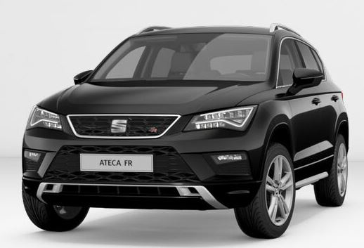 save 2 500 on the new seat ateca with 6 0 apr personal contract plan w livingstone ltd. Black Bedroom Furniture Sets. Home Design Ideas