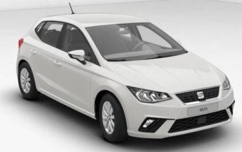 SEAT Ibiza SE Technology - white exterior