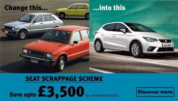 W Livingstone Ltd SEAT Scrappage Scheme