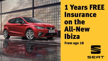 W Livingstoneltd New SEAT Ibiza offer