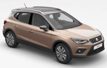 SEAT Arona Xcellence - Mystic with Monsoon