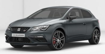 SEAT Leon Cupra SC Monsoon Grey
