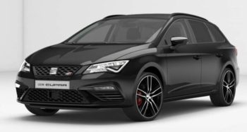 SEAT Leon ST Cupra - Midnight Black