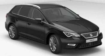 SEAT Leon ST Xcellence - Midnight Black