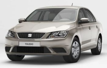 SEAT Toledo Xcellence SE - Cappuccino Beige