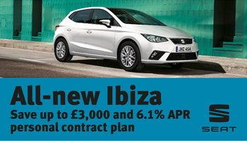W Llivingstone Ltd New SEAT Ibiza