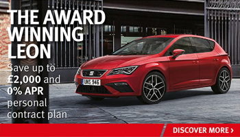 W Llivingstone Ltd SEAT Leon 5dr FR offer