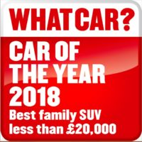 SEAT Ateca - What Car? - Car of the Year