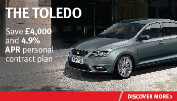W Livingstone Ltd - SEAT Toledo offer