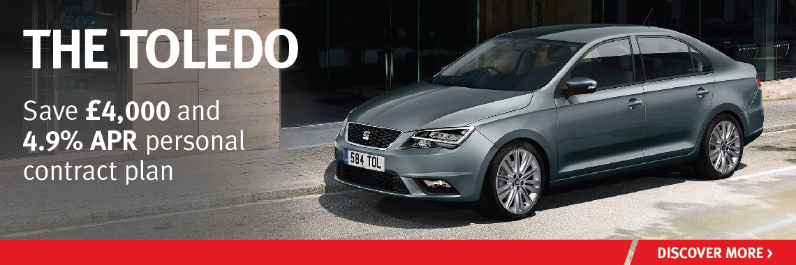 W Livingstone Ltd SEAT Toledo offer