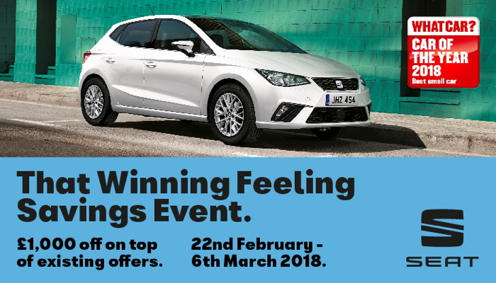 W Livingstone Ltd - Winning Feeling saving event