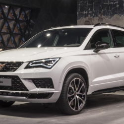 SEAT CUPRA is star of the show at Geneva