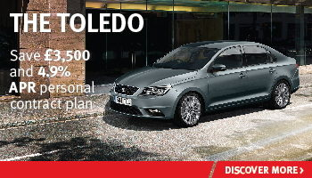 W Livingstone Ltd SEAT Toledo offer