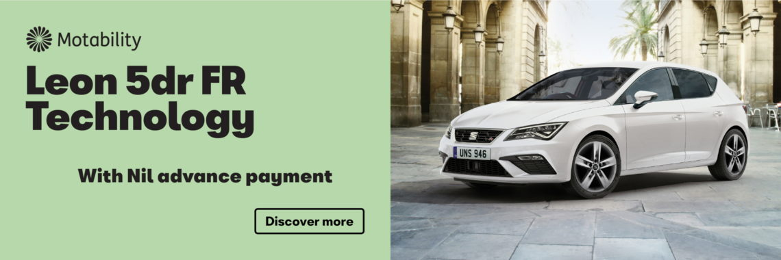 W Livingstone Ltd - Motability offers