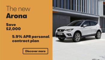 W Livingstone Ltd - SEAT Arona offer