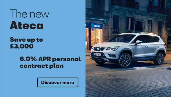 W Livingstone Ltd - SEAT Ateca offer