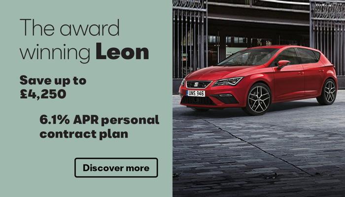W Livingstone Ltd - SEAT Leon offer