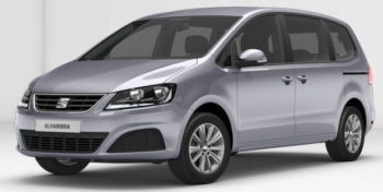 SEAT Alhambra 1.4S Moonstone Silver