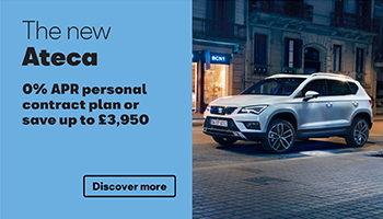 W Livingstone Ltd SEAT Ateca offer