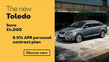 W Livingstone Ltd - SEAT Toledo Offer