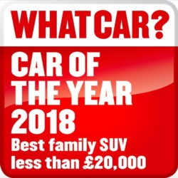 SEAT Ateca - Car of the year 2018- Best family SUV