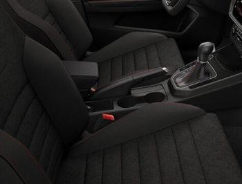 SEATR Ibiza FR Sport interior