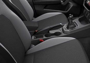 SEAT Ibiza SE Tech interior