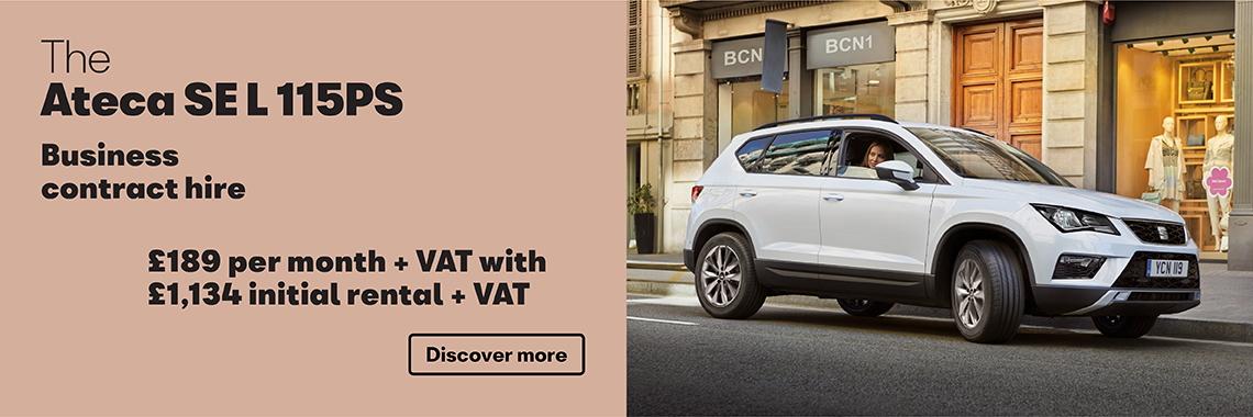 W Livingstone ltd SEAT Leon Cupra offer
