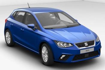 SEAT Ibiza SE Tech 80ps - exterior