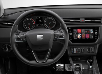 SEAT Ibiza SE Tech 80ps - interior