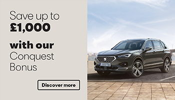 W Livingstone Ltd SEAT Conquest Bonus offer