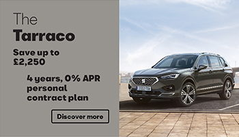 W Livingstone Ltd SEAT Tarraco offer