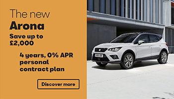 W Livingstone Ltd SEAT Arona offer