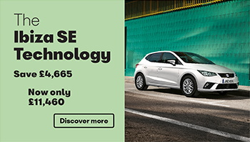 W Livingstone Ltd SEAT Ibiza SE Tech offer